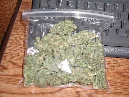 Marijuana ounce