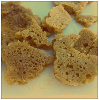 honeycomb-wax