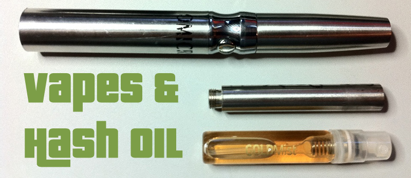 Vape Pens And Hash Oil Revolutionizing Cannabis Culture