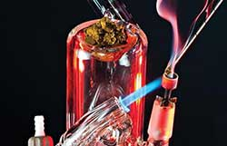 using a carb cap can conserve your wax
